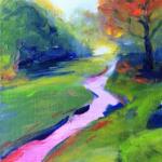 Painting Pinkwoods