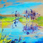 Painting Woodlaketo